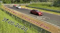 Kleines Karussell Cam 31-05-2020 Touristenfahrten Nordschleife