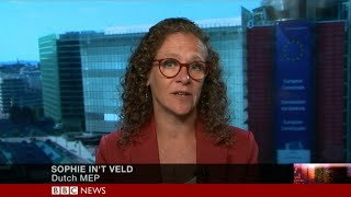 HARDtalk| Dutch MEP - Sophie In't Veld on #Brexit Cliff Edge