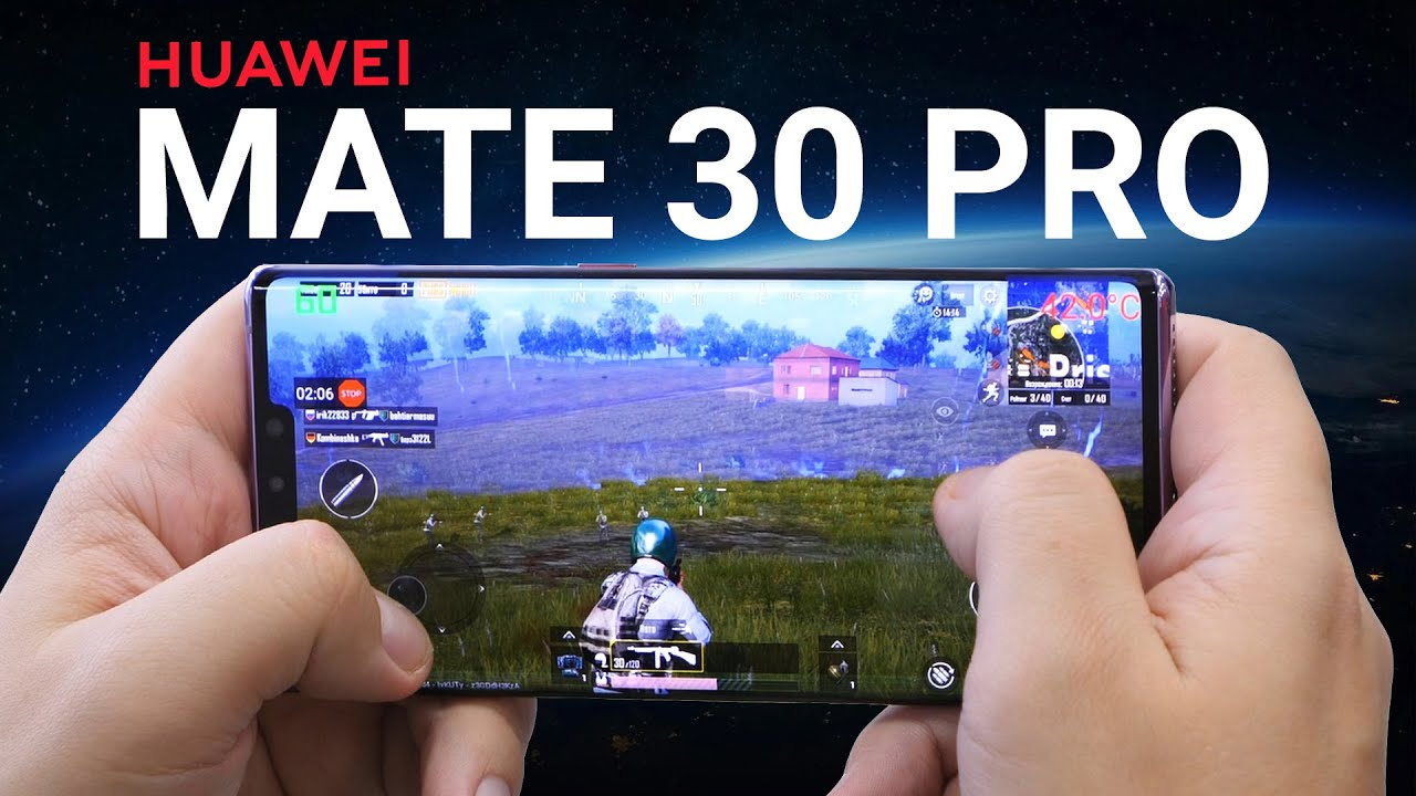 Huawei t Обзор. MATE 30 PRO на KIRIN 990 в Играх// ИГРОВОЙ ТЕСТ