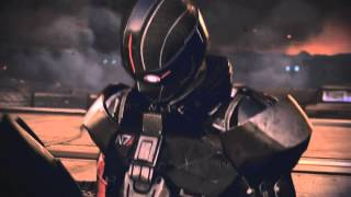 Headhunterz ft Malukah   Reignite   Mass effect Tribute clip vFinal