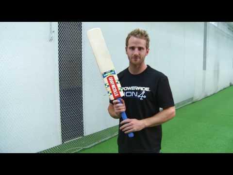 POWERADE - Kane Williamson gives some batting tips