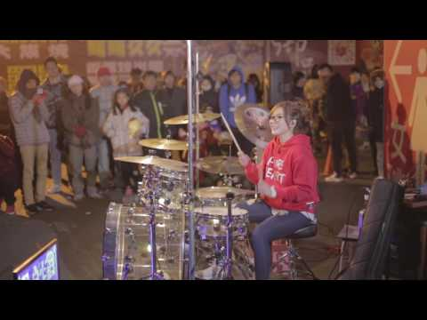 Endless Praise -Planetshakers Drum Cover by S. White