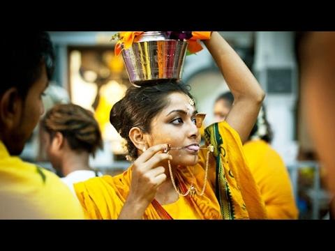 சிங்கப்பூர் தமிழர்களின் தைப்பூச திருவிழா - முருகனுக்கு அரோகரா   Thaipoosam Celebrations In Singapore