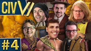 Civ VI: Rise and Fail #4 - The Big Restart