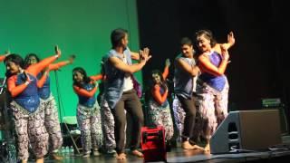 SSR Chicago performance at Vishal & Shekar show Chicago 2016