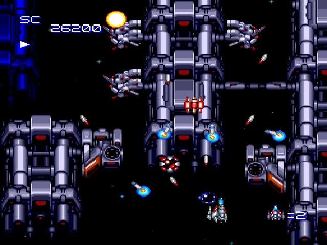 Jouez à Super Star Soldier sur NEC PC Engine grâce à nos Bartops Arcade et Consoles Retrogaming