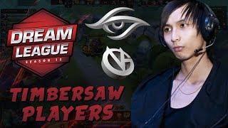 TIMBERSAW PLAYERS DESERVE NOTHING | Team Secret vs Vici Gaming (SingSing Dota 2 Highlights #1516)