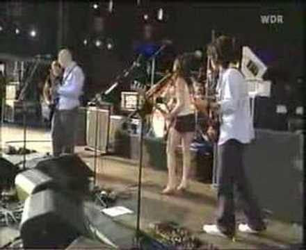 Zwan - Rock Am Ring 2003  - For your love