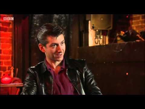 Alex Turner Arctic Monkeys Interview BBC Newsnight 2013