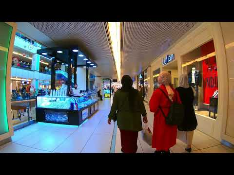 Historia Shopping Mall  Istanbul 🇹🇷 [4K]