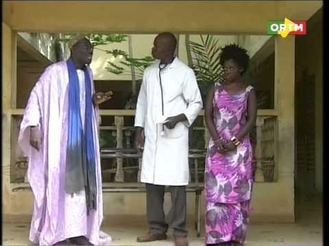 Fille du Maire VOL 2  Théâtre malien