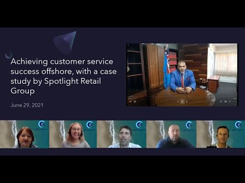 Achieving Customer Service Success Offshore in Fiji, with a case study by Spotlight Retail Group
