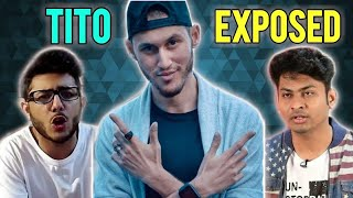tito-exposed-tito-scammed-carryminati-and-dynamo-gaming