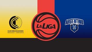 Comunicaciones 85-61 Argentino | Liga Nacional de Básquet 2019/20