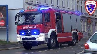 🚨 HLF 20 Berufsfeuerwehr Gera FRW Mitte