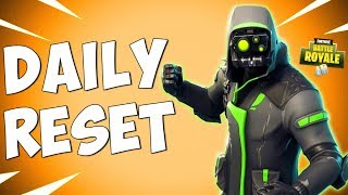 NEW ARCHETYPE SKIN & FORTNITE HATS - Fortnite Daily Reset NEW Items in Item Shop