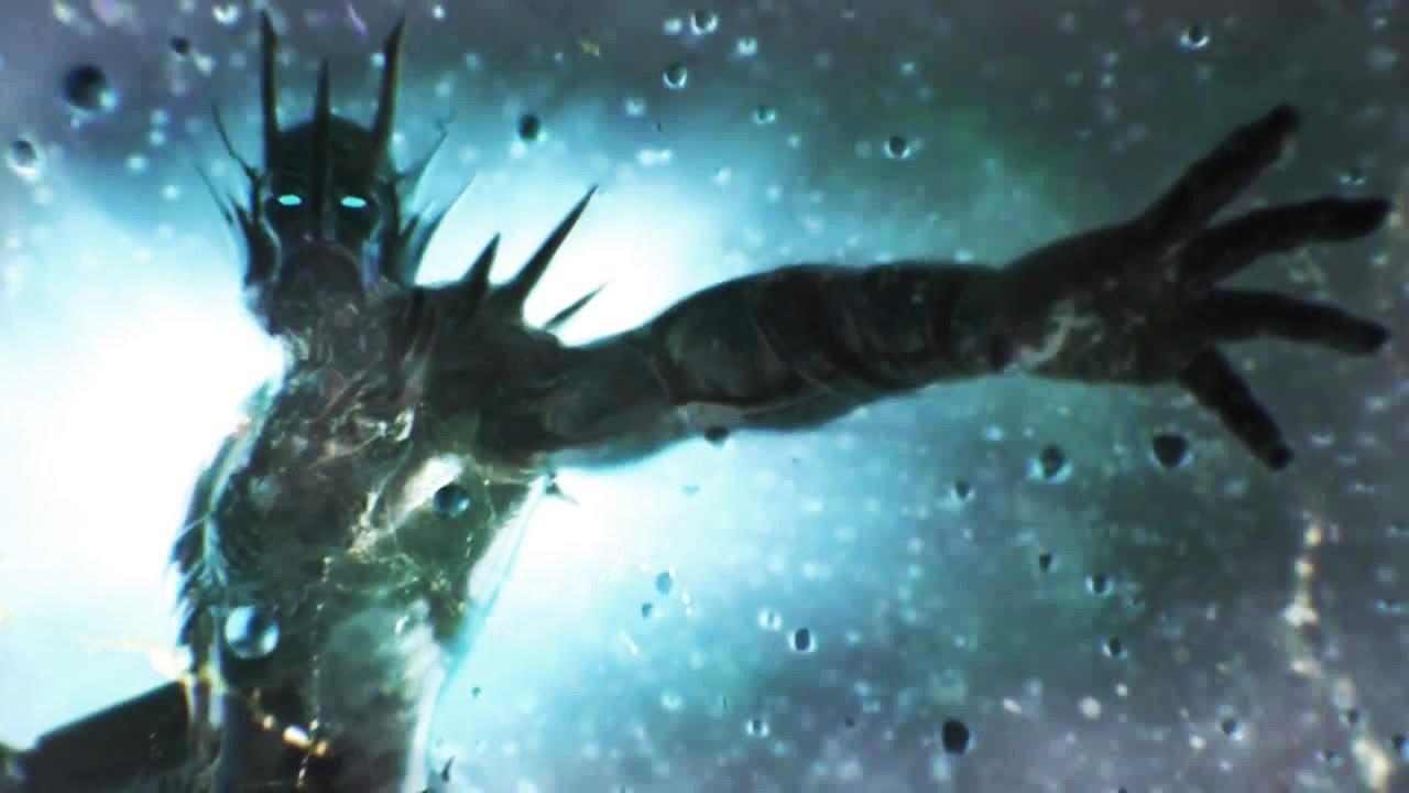 God Of War Ascension Poseidon God Trailer Youtube