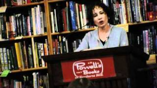 E.E. King reads at Powell's Books and interview