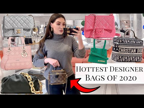 Trying On The Hottest Bags Of 2020-  The MUST HAVE Trendy Bags To Buy This Year! - Chanel, Dior, LV