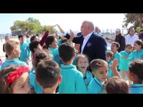 """Başkan Tollu, """"Erdemli'de İzimiz var, Geleceğe Sözümüz"""""""