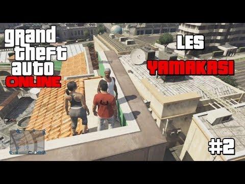 GTA ONLINE Les Yamakasi, Le Cinéma [Ep 02] (FR) poster