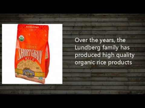 Lundberg, Organic Brown Short Grain Rice