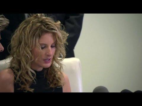 'Apprentice' alum sues Trump for defamation