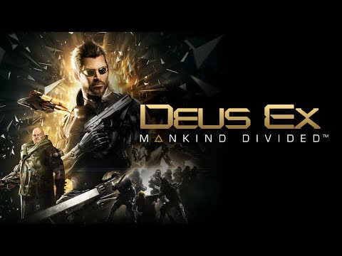 Deus Ex: Mankind Divided (ур.настоящий Deus Ex) #3 (18+)