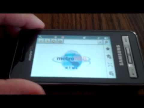 Flashback - Samsung Finesse SCH-R810
