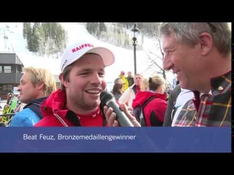 Die Eidgenossen übernehmen die Arlberg Lounge - BILD/VIDEO