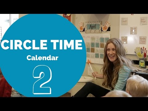 Best Engaging Circle Time Calender