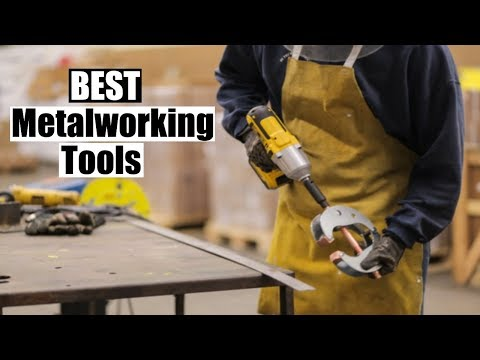Top 10 Best DIY Metalworking Tools You Must Have #1