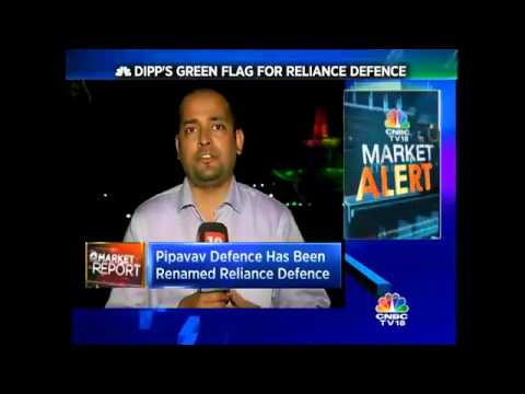 Pipavav Defence Has Been Renamed Reliance Defence
