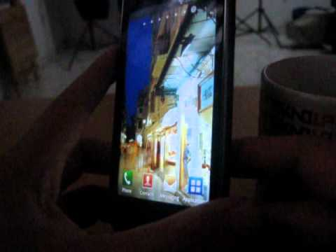 Review Samsung Galaxy S (Super Clear LCD)