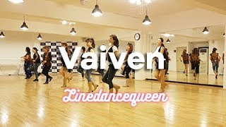 Vaiven Line Dance (Rob Fowler) Intermediate Advanced Demo & Count