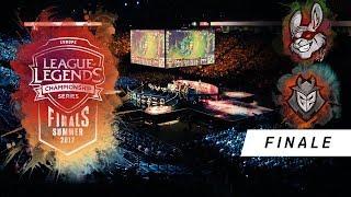 Misfits vs G2 - LCS EU Summer Playoffs 2017 - Grande Finale - League Of Legends