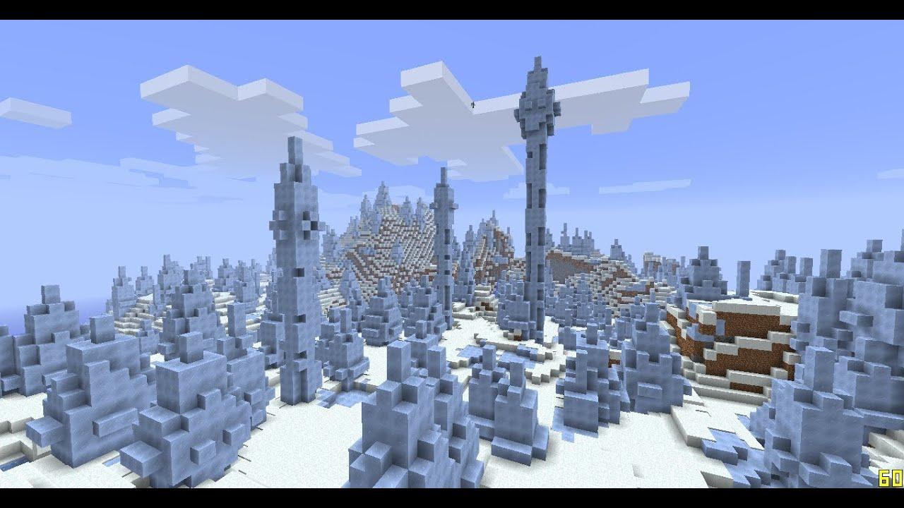 Výsledok vyhľadávania obrázkov pre dopyt minecraft ice plains