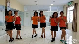 Balada Pelaut Line Dance By Vi