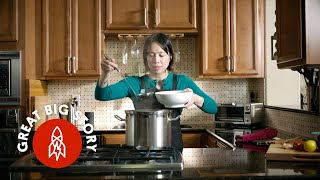 "How ""The Blind Cook"" Christine Ha Became a Culinary Sensation"