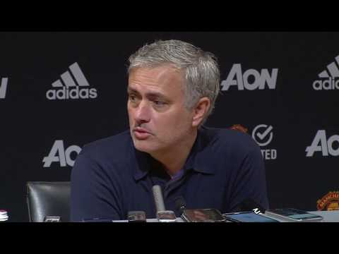 Mourinho congratulates 'dominant' City after United hand them the title