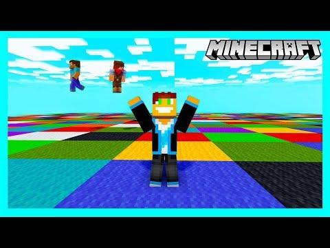Minecraft Party - WYGRAŁEM W SEKUNDĘ!!! /w Bobix   Minecraft Vertez