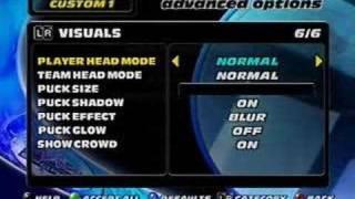 NHL Hitz 2003 X-Box - Gameplay part 1 of 4
