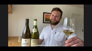 SWIG Session 2 Chardonnays