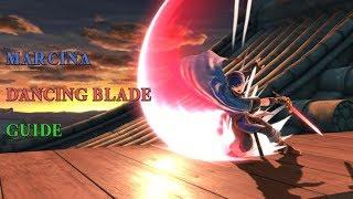 Marcina Dancing Blade Guide.