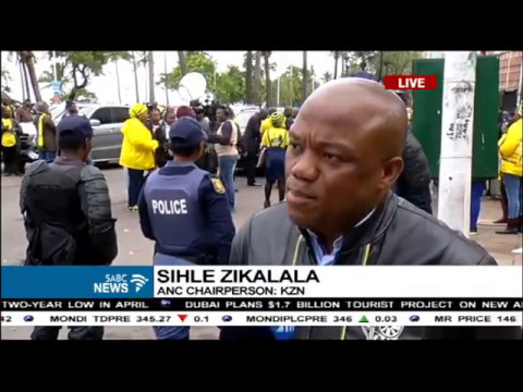 ANC in KZN protests against 'judicial over-reach'