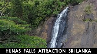 Hunas Falls Waterfall Sri Lanka