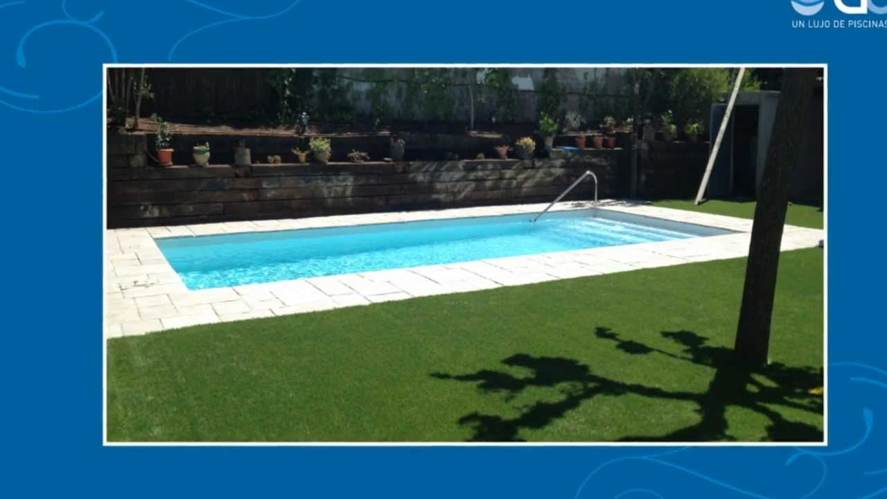 Construcci n de piscinas de obra piscinas aop youtube for Piscinas de obra