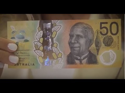 RBA Banknotes: $50 Security Feature Training Video