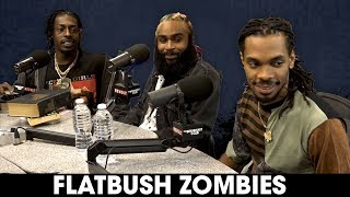 Flatbush Zombies On Psychedelics, Music Truths, Mental Illness + More