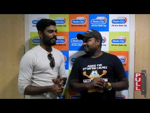 Achu Rajamani Rapid Fire on Radiocity 91.1 - Hyderabad